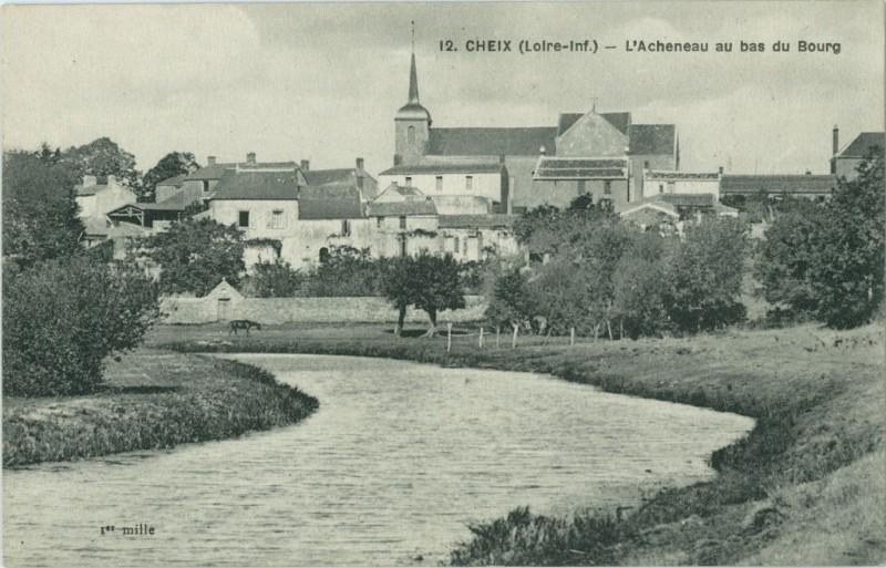 Histoire de Cheix-en-Retz