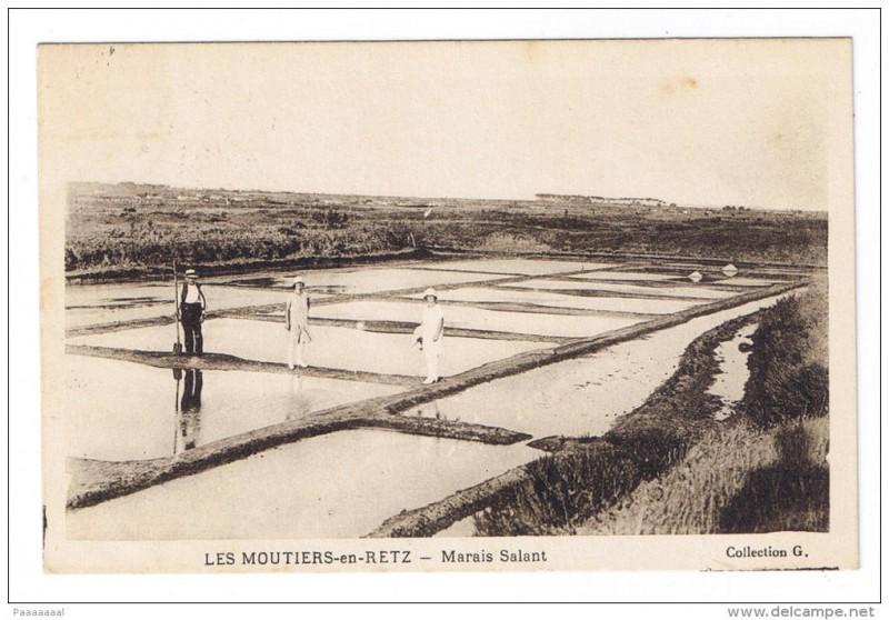 Histoire des Moutiers-en-Retz