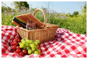 Picknickplätze