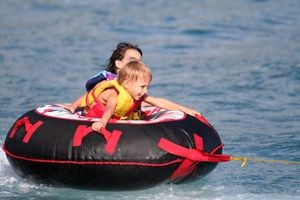 Towed buoy, Flyboard