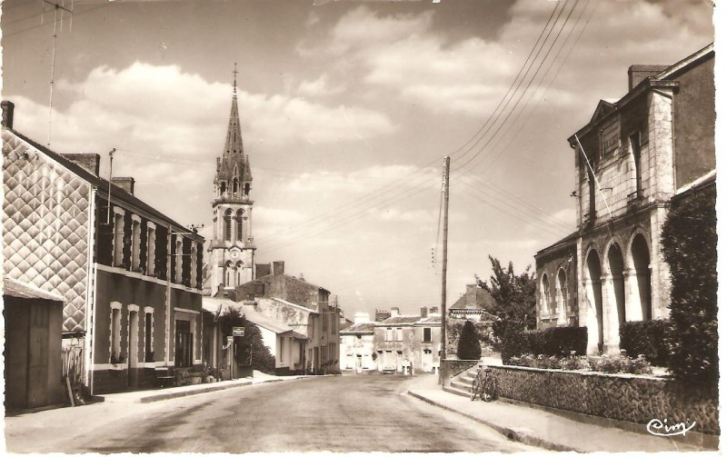 Histoire de Port-Saint-Père