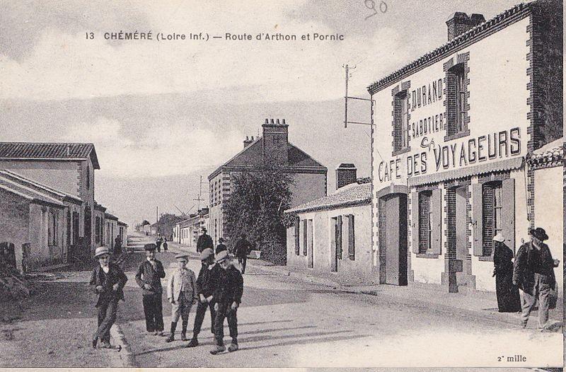 Histoire de Chaumes-en-Retz