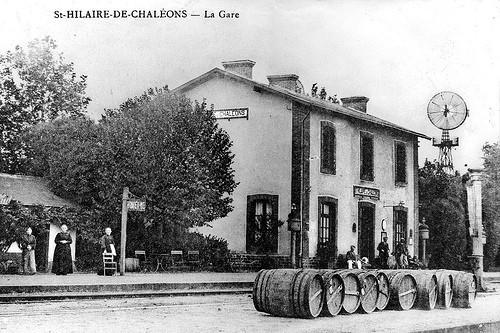 Histoire Saint Hilaire de Chaléons