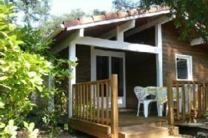 Recreational habitats, cottage, shelters