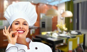 Chef at home