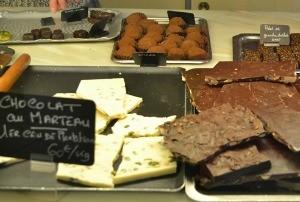 Schokoladenhändler