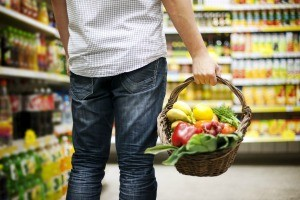 Lebensmittelgeschäfte und Supermärkte
