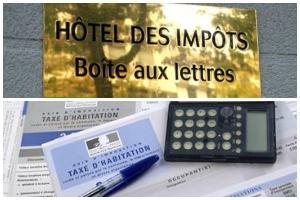 Taxes Hotel, Treasury