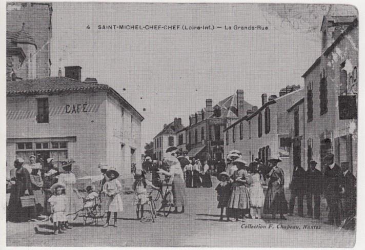 Histoire de Saint Michel-Chef-Chef