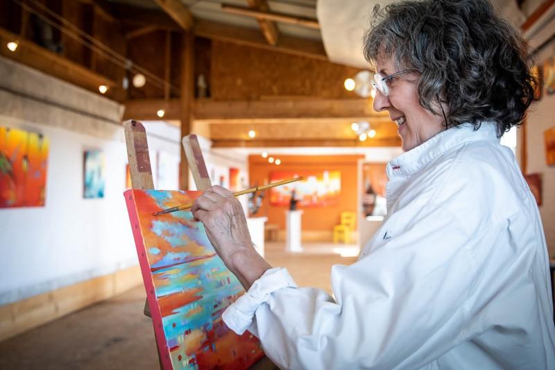 Nos ateliers d'artistes