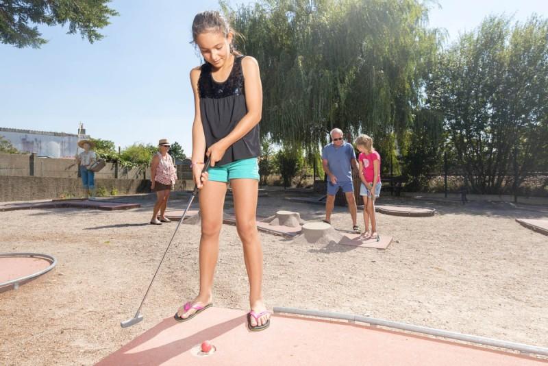 Mini-golfs