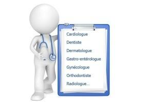 Médecins spécialistes