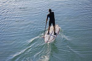Paddle, Stand-up paddle