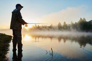 Pêche en étangs et rivières