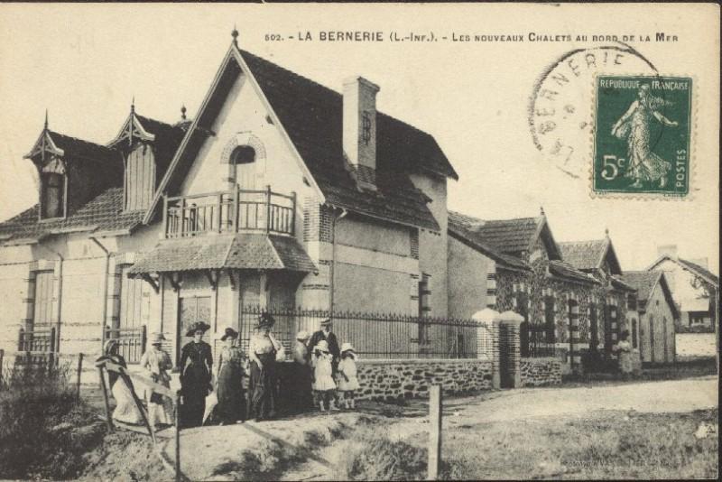 Histoire de La Bernerie-en-Retz