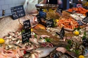Fischgeschäft