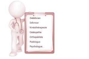 Professions paramédicales