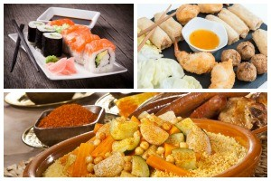 Foreign specialities