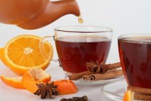 Tee und Teesalon