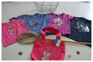 Textilien für Kinder und Erwachsene