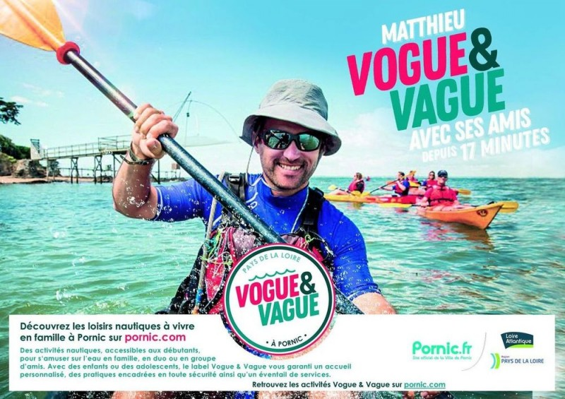 Vogue & Vague Destination Pornic