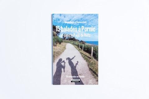 15 balades à Pornic et dans le Pays de Retz, Emeline Boileau