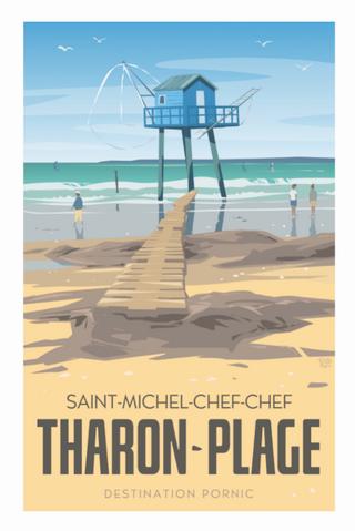 Affiche  Saint-Michel-Chef-Chef / Tharon Plage