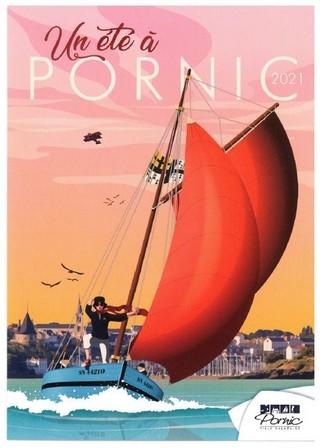 Affiche Un été à Pornic-2021