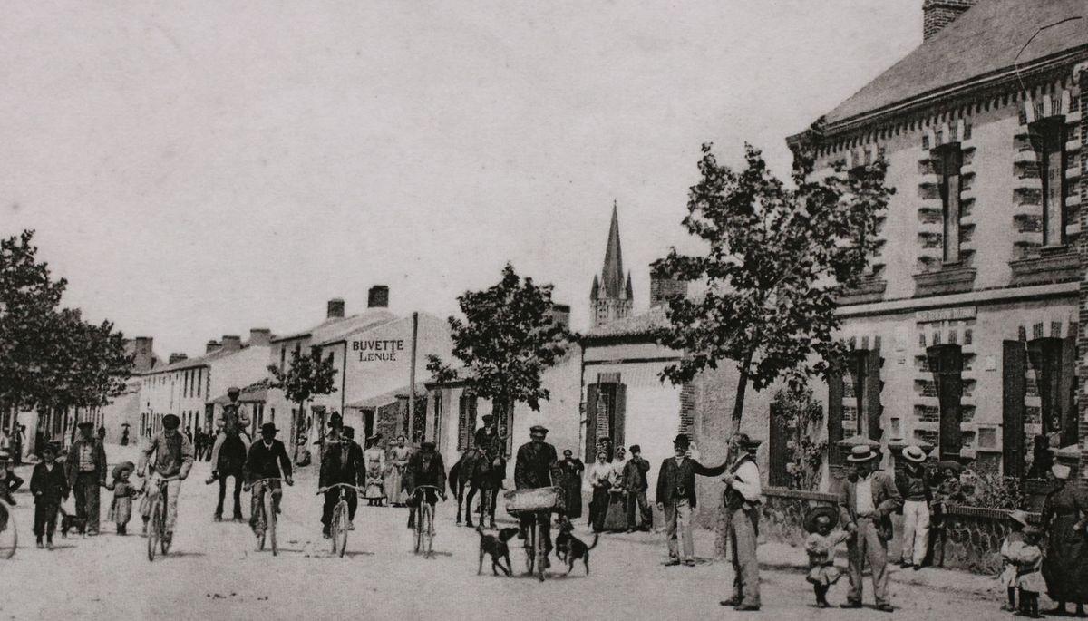 le Bourg d'Arthon