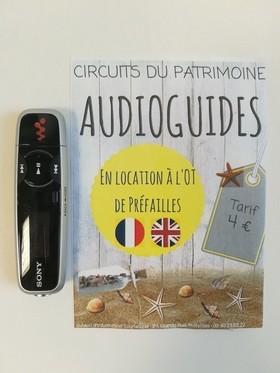 AUDIOGUIDES, circuits du patrimoine