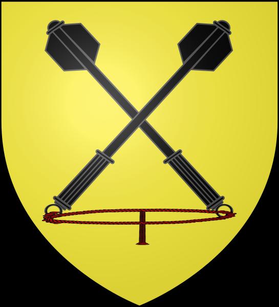blason Albert de Gondi Histoire PORNIC