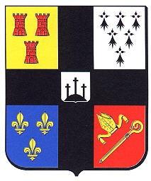 Blason Saint Hilaire-de-Chaléons