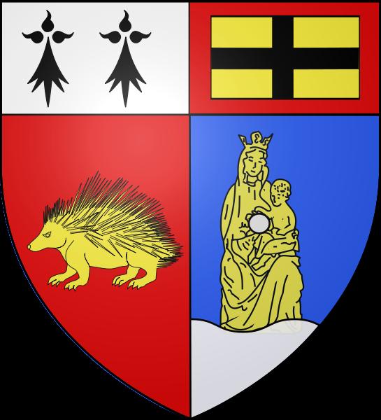 Blason Sainte-Marie-sur-Mer