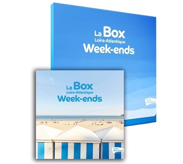 Box weekend, box loire atlantique, weekend loire atlantique, weekend pornic, weekend destination pornic, idée cadeau box, idée cadeau weekend