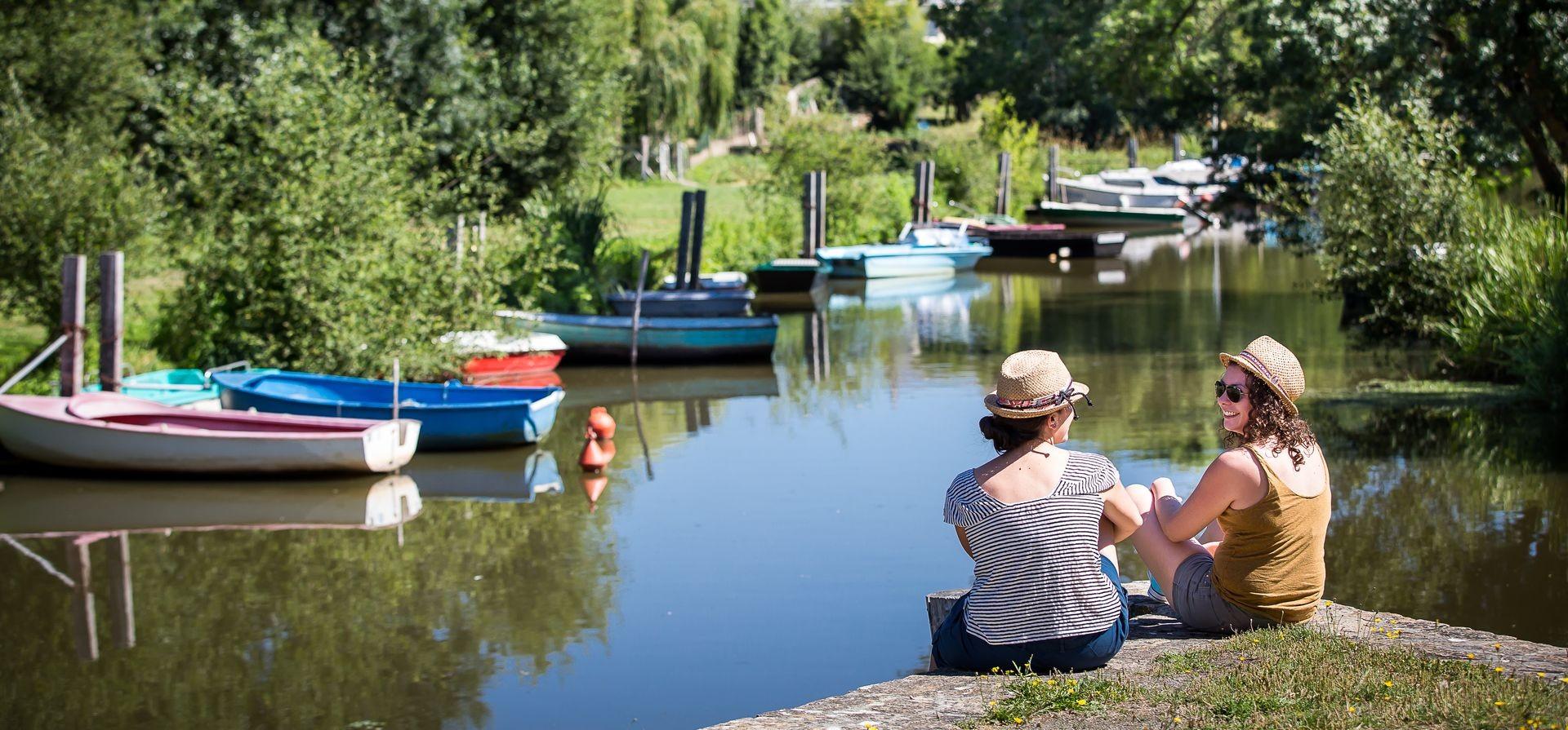 Destination...très nature - l'Acheneau à Port Saint-Père