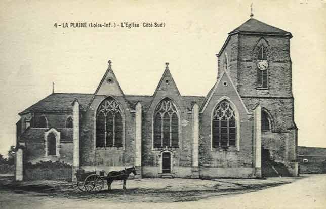 Il était une fois La Plaine sur Mer, Eglise Notre Dame de l'Assomption