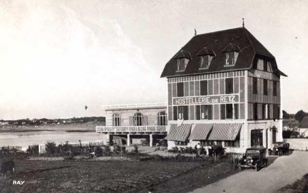 Il était une fois La Plaine sur Mer, Hostellerie de Retz