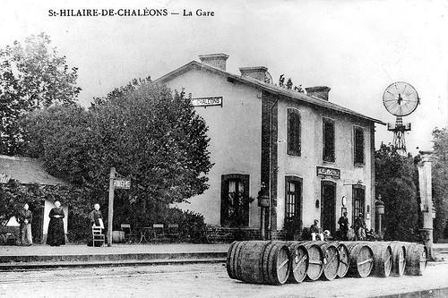 Saint Hilaire de Chaléons
