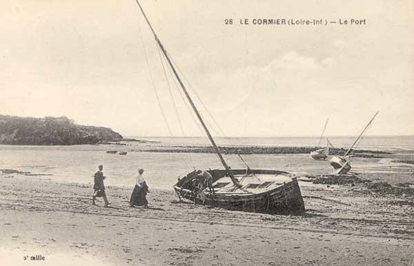 Il était une fois La Plaine sur Mer-Le Cormier, Le Port