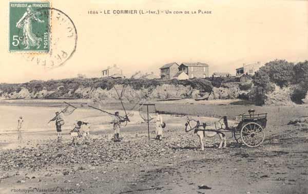 Il était une fois La Plaine sur Mer, Le Cormier