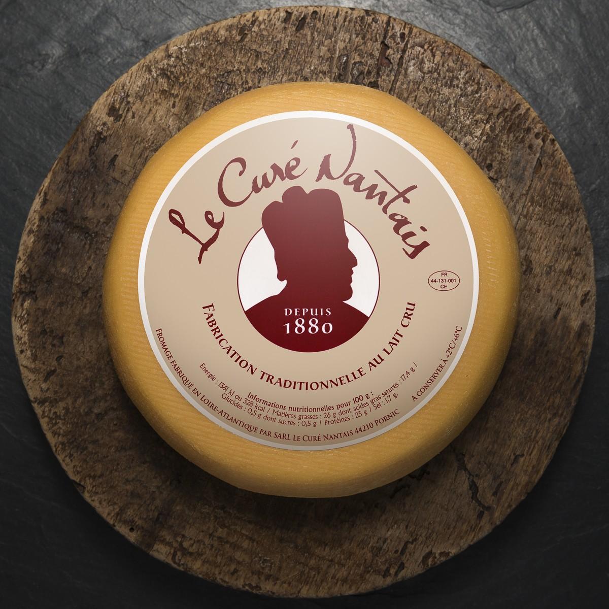 fromage, curé nantais, produit local, spécialité locale, fromage pornic, spécialités destination pornic