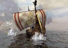 drakkar bateau de vikings