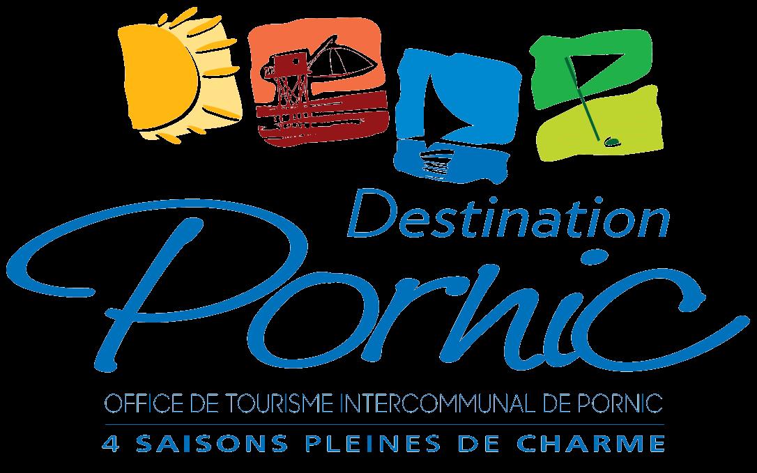 Logo Destination Pornic