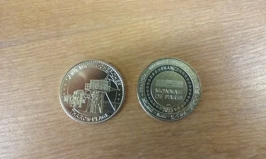 Monnaie de Paris - Saint Michel 2
