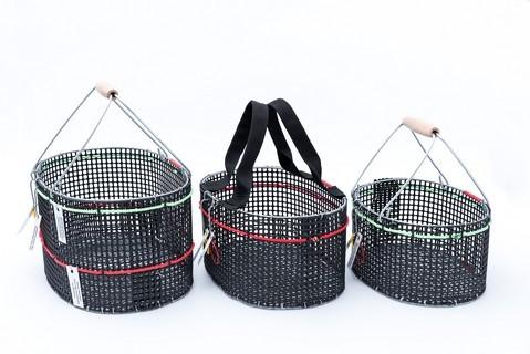 paniers de pêche 3 tailles,Emeline Boileau