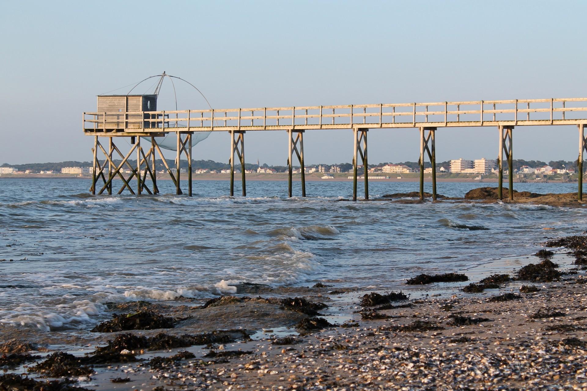 location d'une pêcherie, louer une pêcherie, louer une pêcherie à La Plaine sur Mer