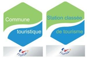 Station classée, commune touristique