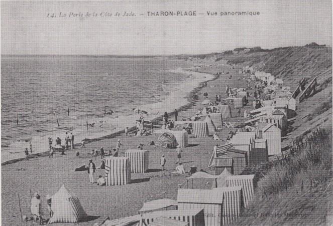 Il été une fois Tharon-plage, Vue panoramique