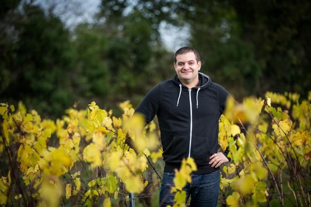 Laurent Guitteny, vigneron indépendant à Sainte Pazanne