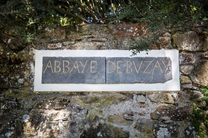 Abbaye de Buzay à Rouans